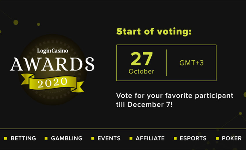Login Casino Awards 2020 Voting is at the Height