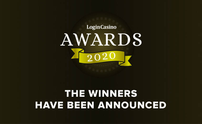 Announcement of Winners of the Login Casino Awards 2020