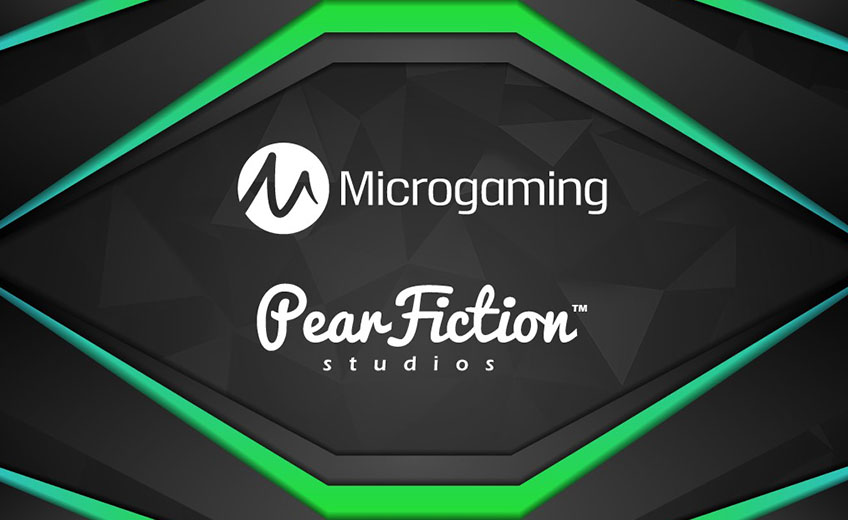 PearFiction Studios Enters an Exclusive Partnership with Microgaming
