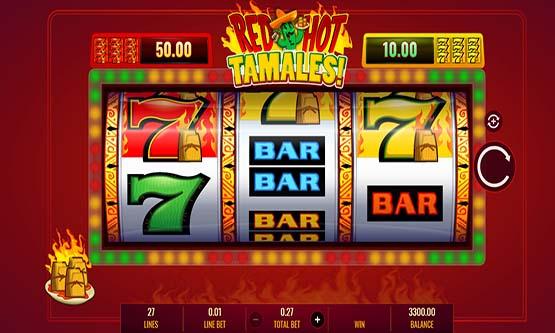 Screenshot The Red Hot Tamales