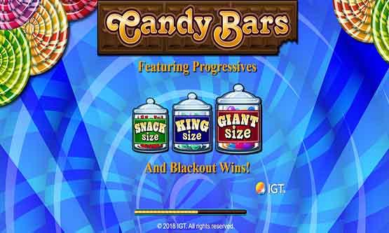 Screenshot Candy Bars