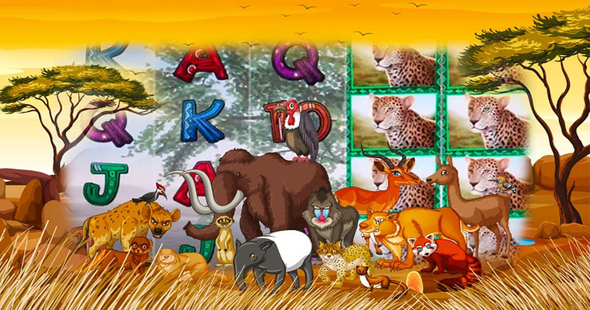Play Photo Safari Slots for Free on This Page